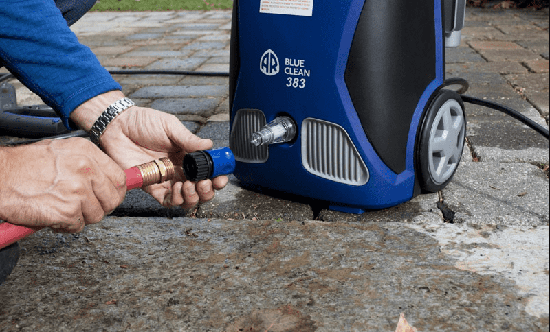 AR Blue Electric Pressure Washer
