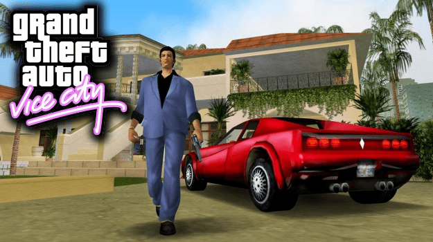 Download GTA Vice City for PC with full setup and Zip File