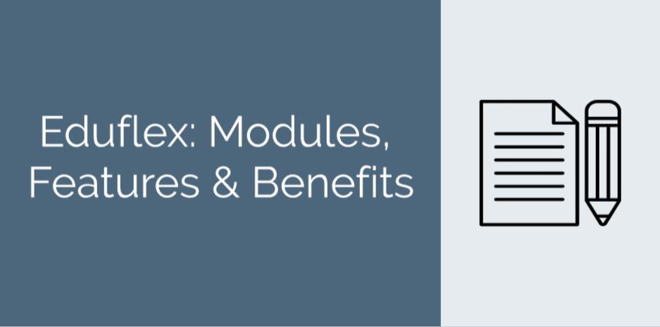 Eduflex Modules