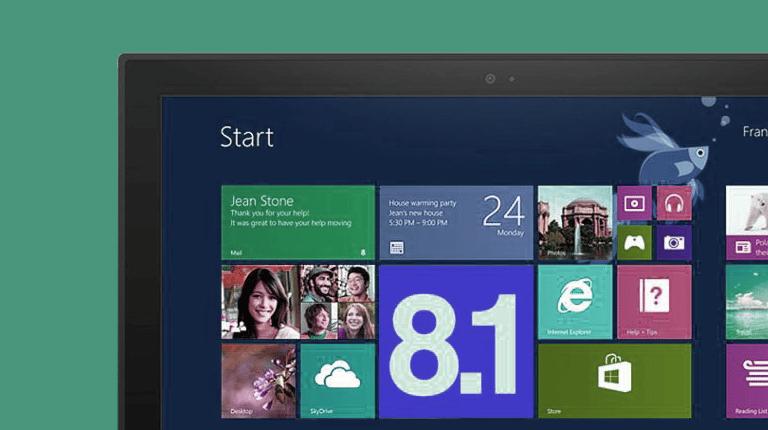 Windows 8 iso installation